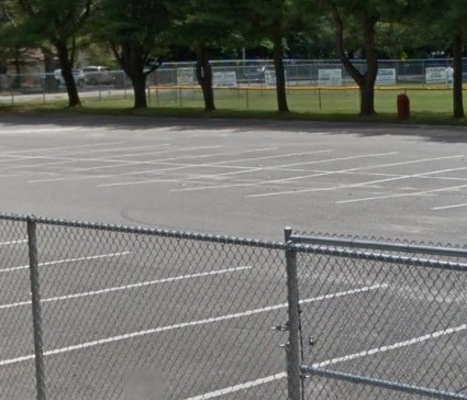 We helped this parking lot out with our suffolk county paving contractor services
