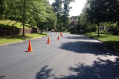 Sealcoating Private Roadway